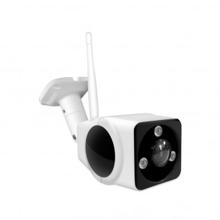 IP Wi-Fi камера Zodikam 360W2 Fish Eye